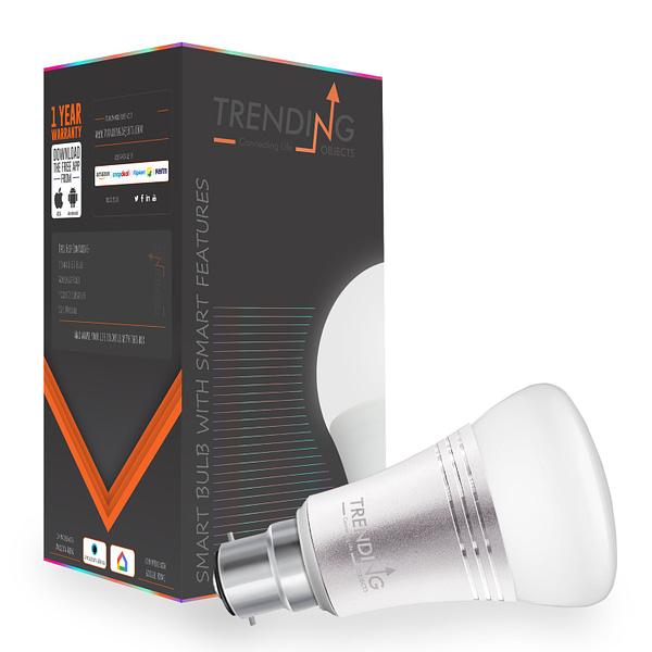 b22 smart led bulb