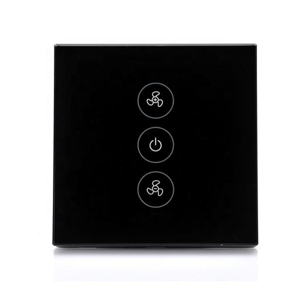 Smart Fan Regulater Touch Switch