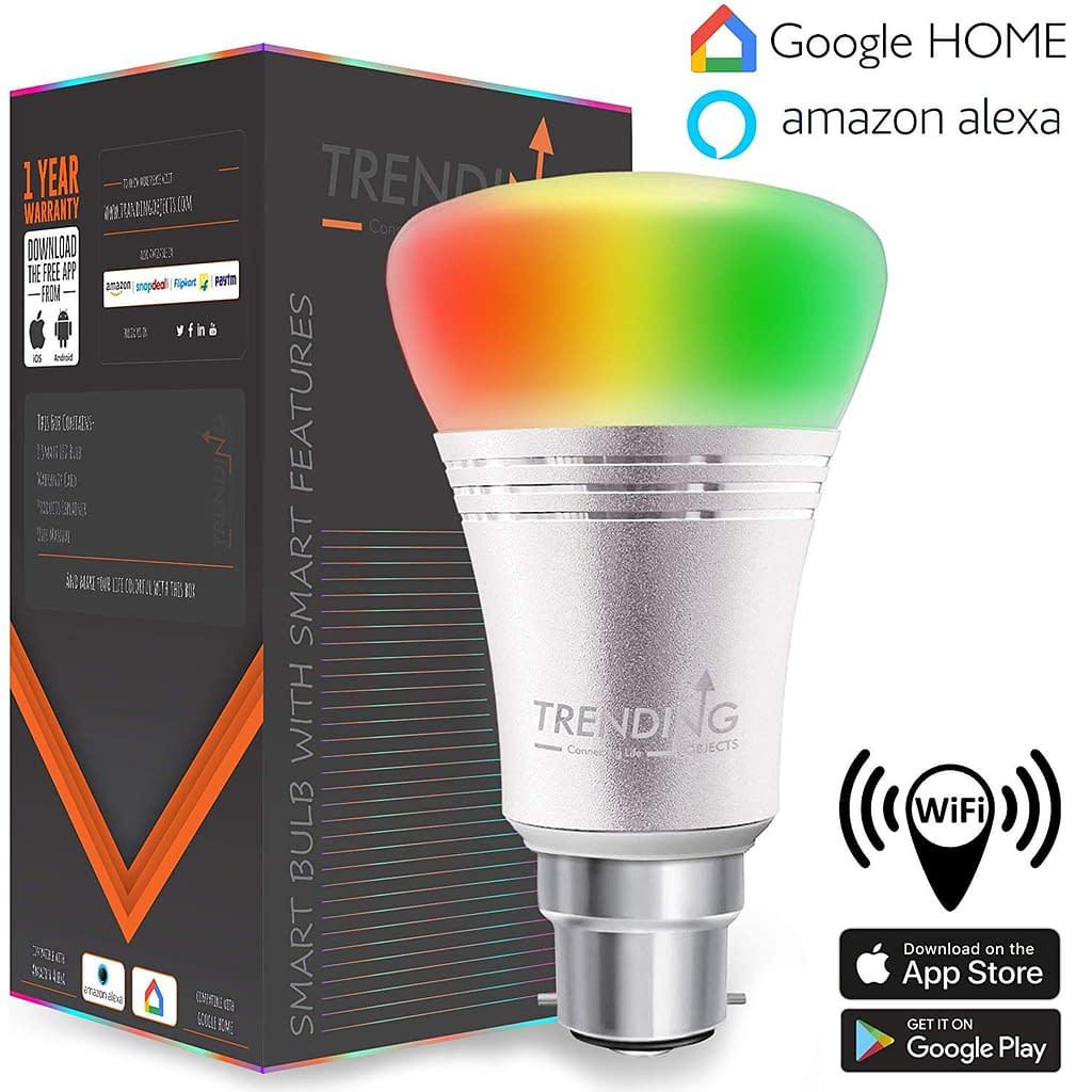 Trending objects Smart led Bulb